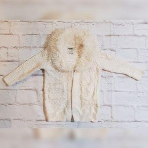 Genuine Kids from OSHKOSH girls Sweater Jacket